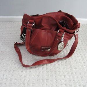 Liz Claiborne Large shoulder/crossbody/ handbag